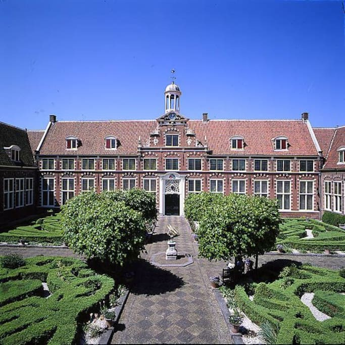 """The """"Frans Hals"""" Museum with beautiful paintings"""