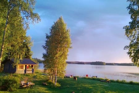 A lakeside house for 8 - iisalmi - Maison