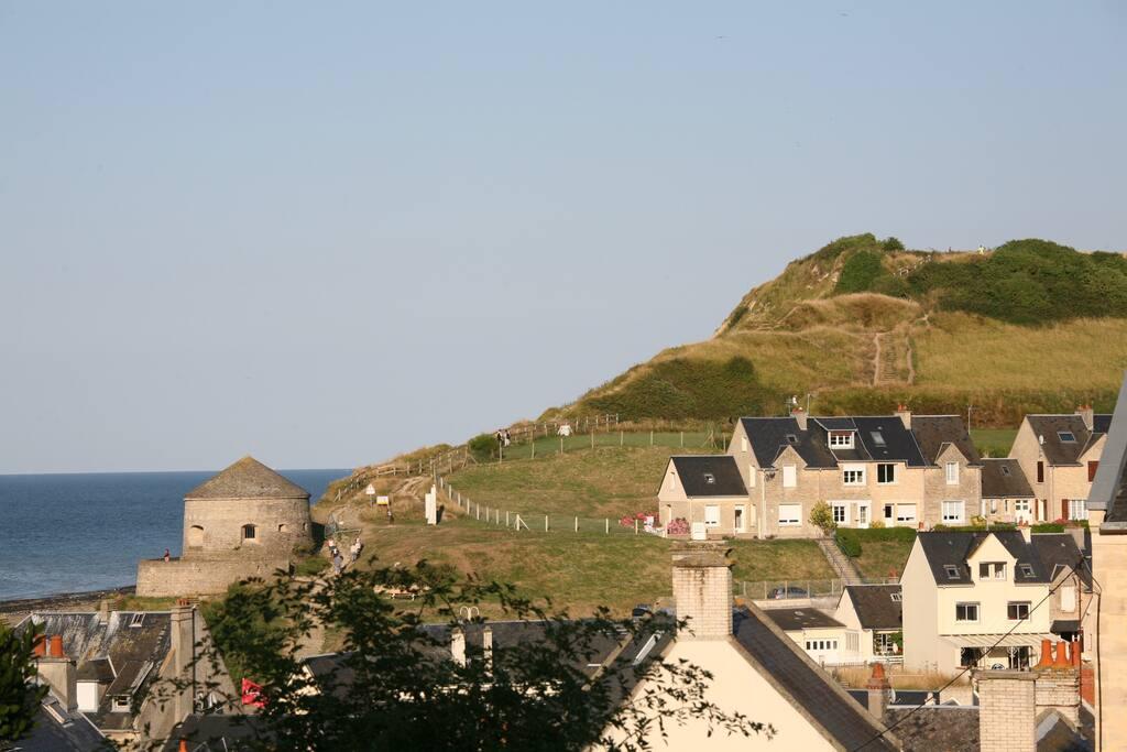 La maison et la tour Vauban