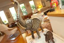 Our guardian elephants
