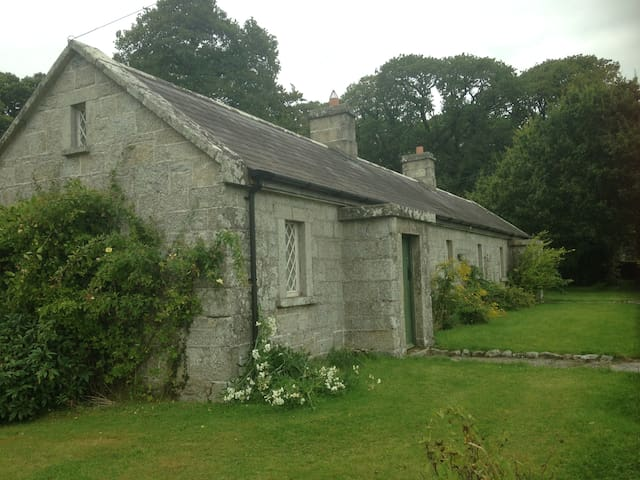 Mid 19th c'tury Blacksmiths Cottage - Rathvilly - Casa