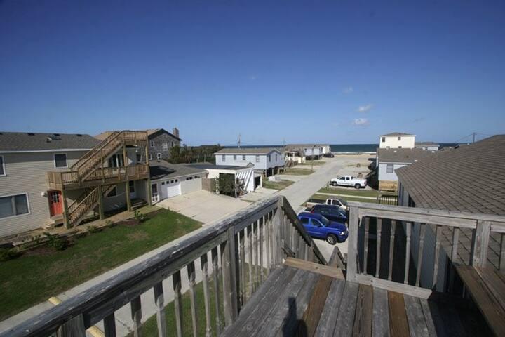 Nags Head Ocean side Geri's Place
