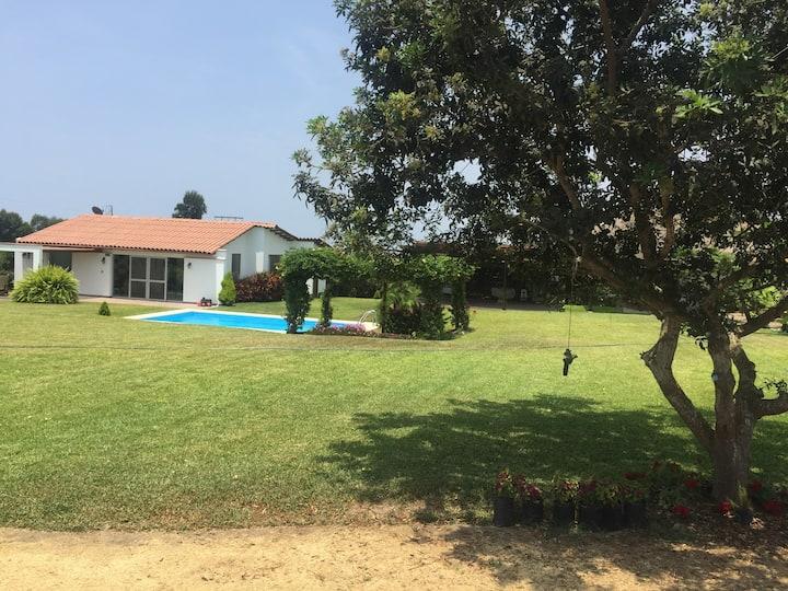 Casa de Campo, disfruta de la naturaleza y relax