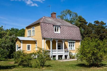 Summer house southern Gotland - Gotland S