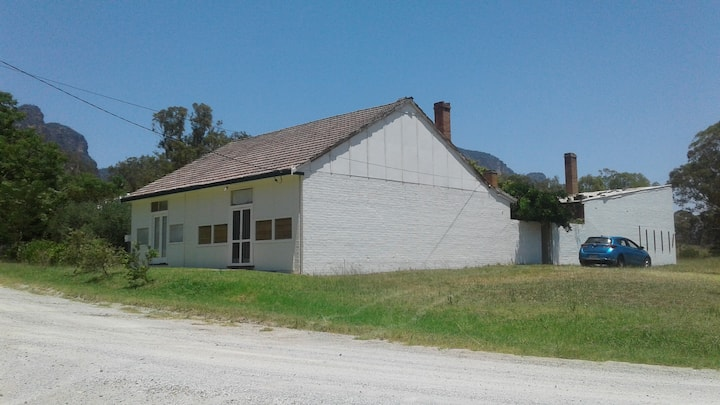 The Bakery, Glen Davis - a quiet country retreat.