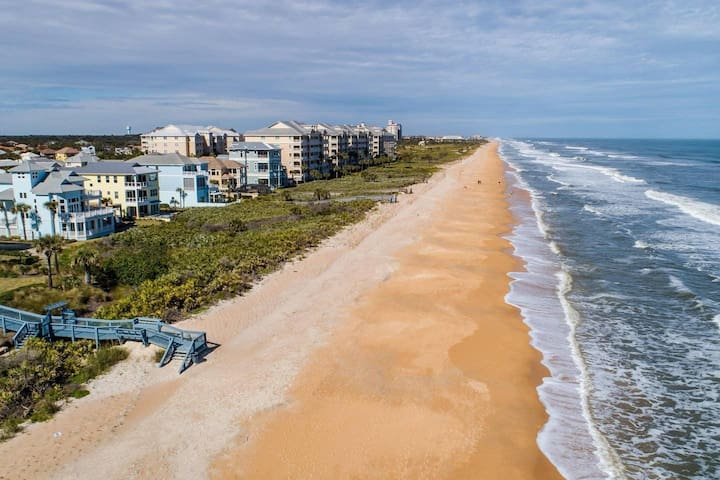 Hammock Beach Golf Resort and Spa - 4 BD 525 Cinnamon Beach Lakeview Home