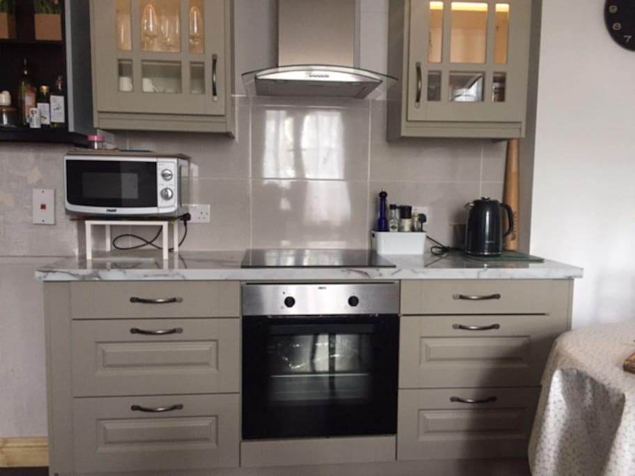 New Kitchen (2017)