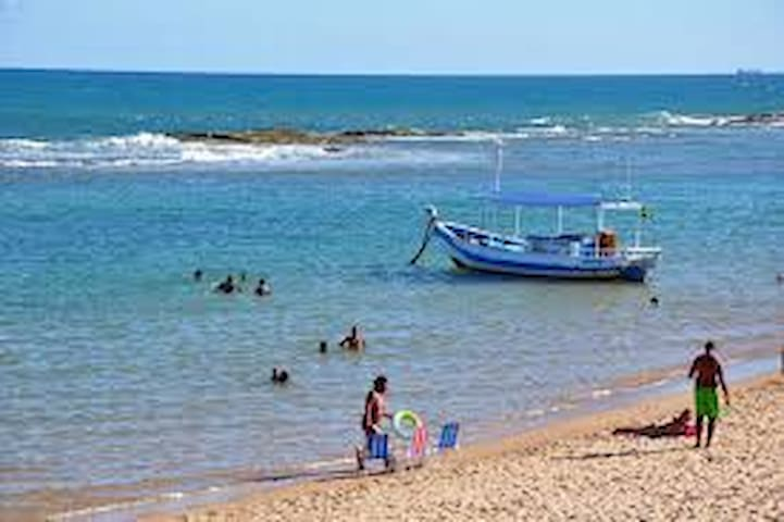 Casa para Festas e Veraneio perto Praia de Jauá