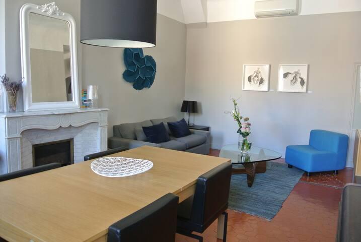 Charmant Appartement d'Architectes - Aix-en-Provence - Apartment