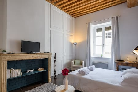 COSY STUDIO 5 MIN FROM PLACE BELLECOUR - Lyon