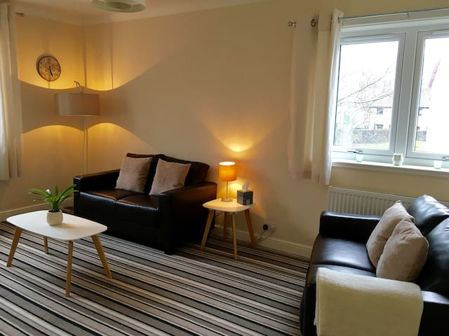 3 bed flat close to the town centre - Oban - Apartmen