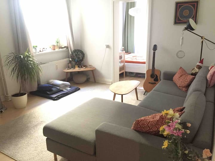 Cosy flat near Sternschanze