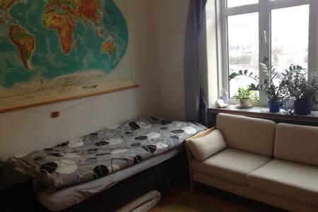 Hyggeligt værelse midt i Aalborg - Aalborg - Apartamento