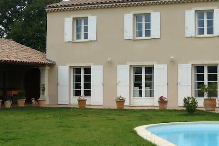 Vaison la Romaine Chambre Privée.  - Vaison-la-Romaine - Villa