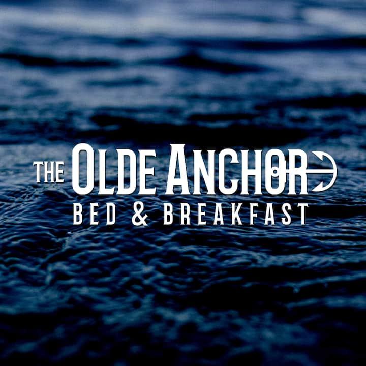 """The Olde Anchor B&B: Village Room"""