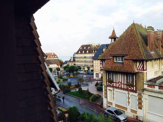 Beau studio 100m de la mer - Blonville-sur-Mer - Lägenhet