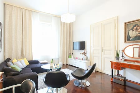 Your home in Classic Vienna - Vienne - Apartamento
