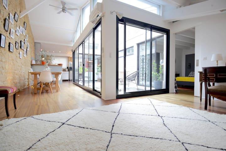 Elegant house Chartrons, 3 bedrooms - Bordeaux