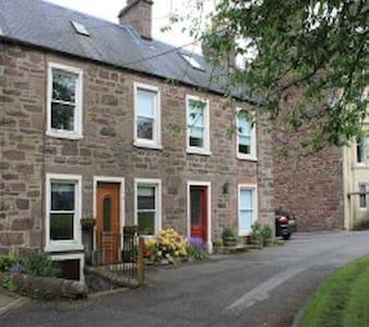 Drover's Cottage, Crieff Town Centr - Crieff - Casa