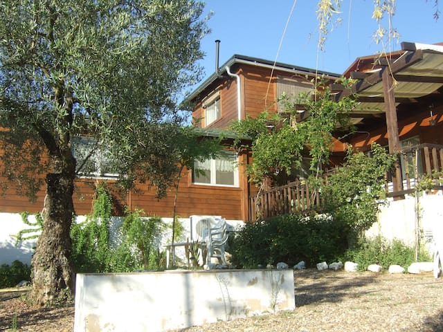 Great house in the country - Pilas - Penzion (B&B)
