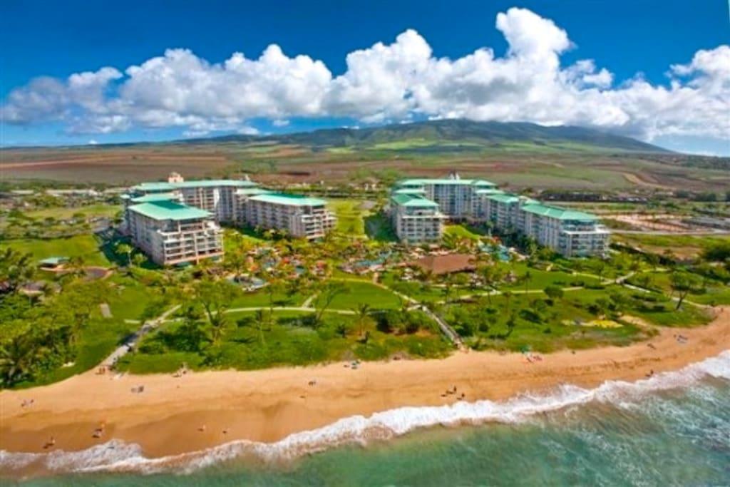 Honua Kai is a world class beachfront resort in Ka'anapali, Maui.