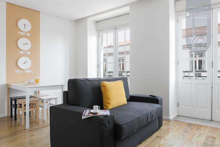 ORM - Sé Apartment