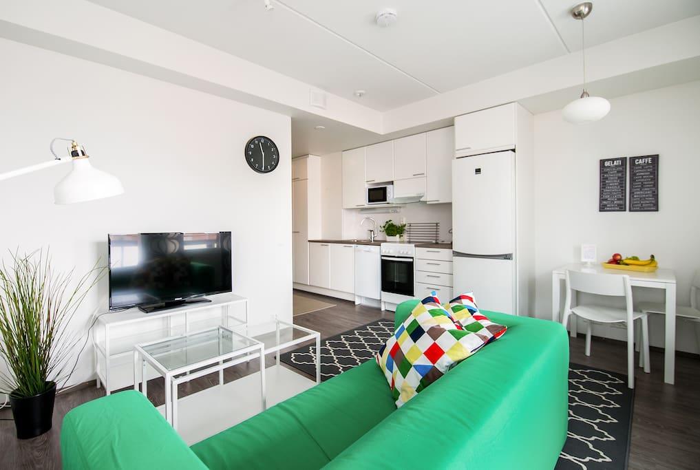 Olohuone Vardagsrum Living room