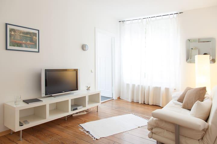 Schöne Wohnung mitten in Aachen - Aachen - Apartment