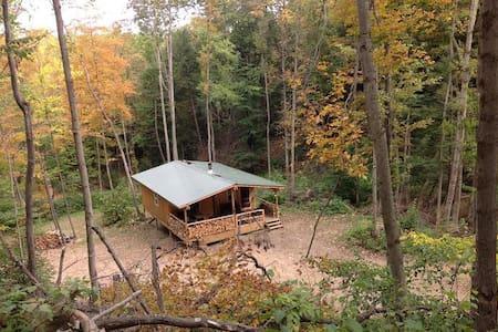 Cabin Creek Getaway (Letchworth) - Cabin