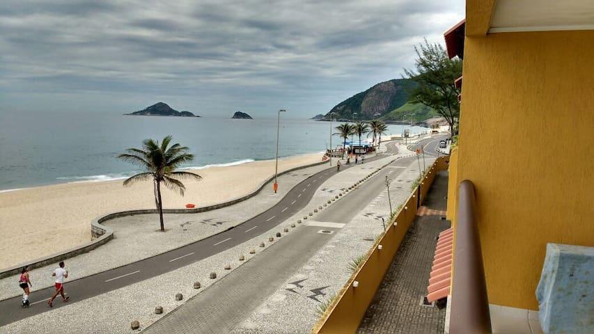 Beach Front Paradise in Recreio! - Rio de Janeiro - Apartment