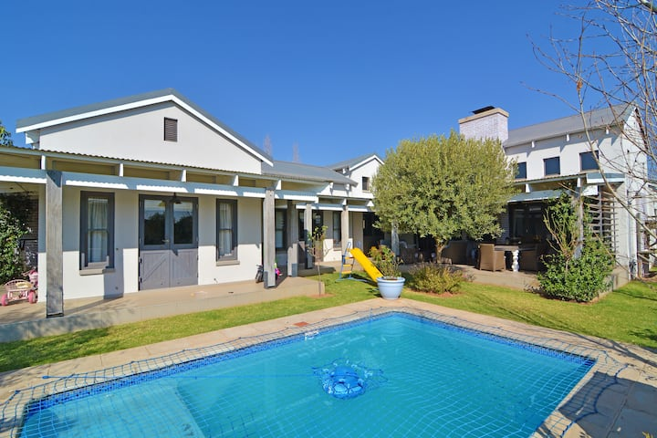 Golf and Stay in Secure Estate in Centurion