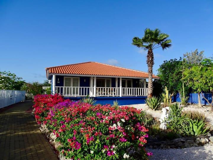 Luxe / fijne vakantie villa op zonnig Curacao