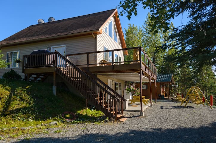 Kenai River Mother-in-Law Lodging & Accommodations - Sterling