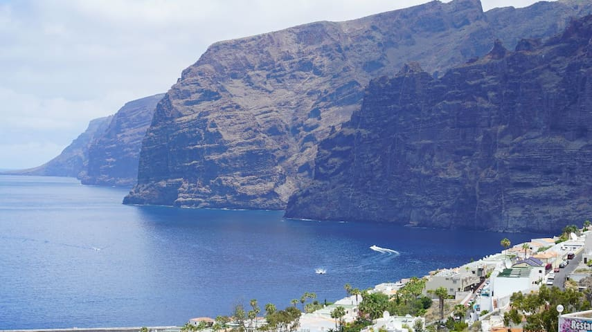 Apartment with 2 bedrooms in Los Gigantes