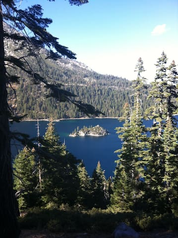 Cozy Studio on Tahoe Meadow, #1 - South Lake Tahoe - Daire
