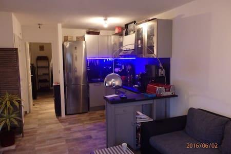 T3 - 53 M2 avec 2 terrasses et un garage - Aix-en-Provence - Apartment