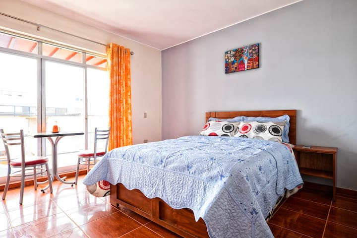 Nueva habitación en Miraflores Lima