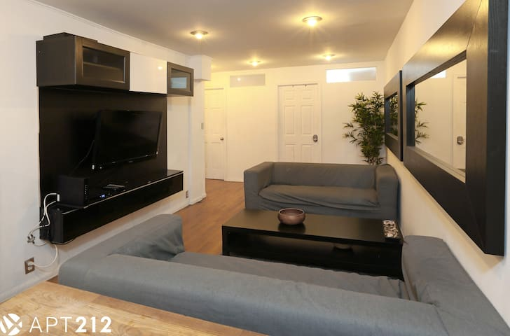 Fully Furnished, Beautiful spacious 3 Bedroom Apt