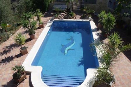 Incredible Villa with amazing views - Comares - Villa