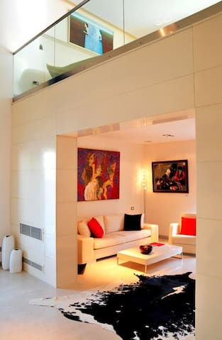 Bodrum Luxury Dublex Suite 1025 - Bodrum - Bed & Breakfast