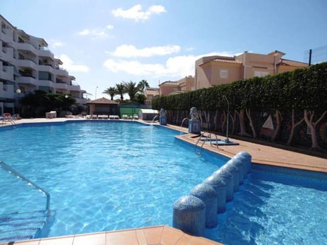 Nice and Quite Apartment in Maspalomas. Free WIFI