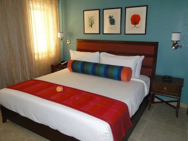 Comfortable air conditioned room