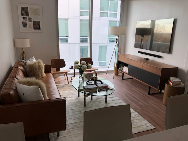 1 BR Modern Luxury Apartment - Connecticut Ave