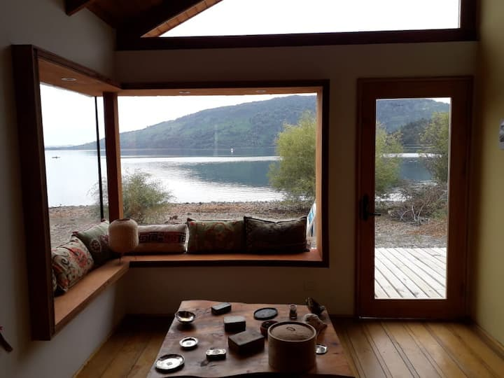 cabaña en Lago Rupanco