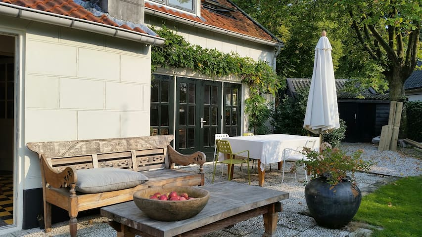 Country House with large garden - Enspijk - Casa