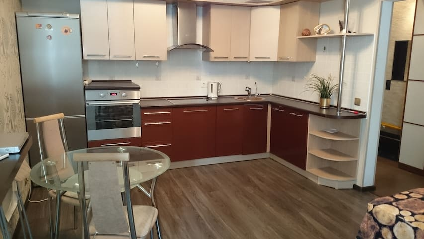 Cosy flat (1 mile from Moscow) - Дзержинский - Lägenhet