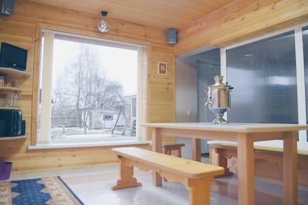 Гостевой дом или комнаты отдельно