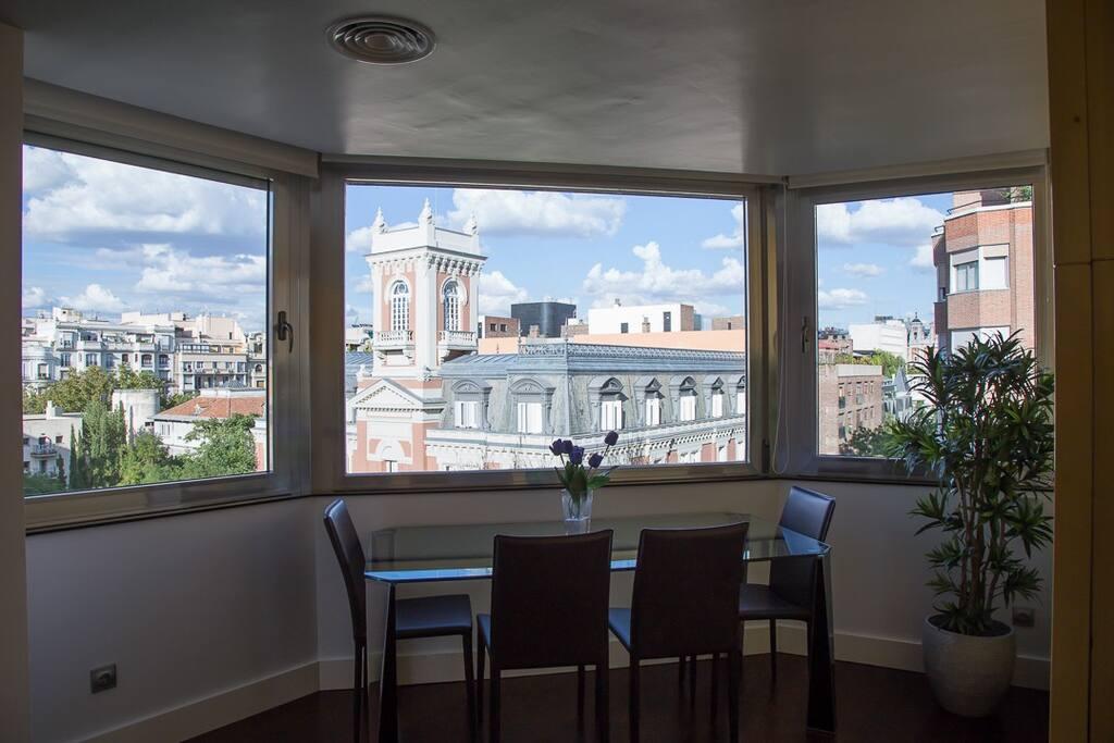 Luxury Apartments Madrid Spain