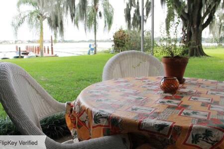 Lakefront Cottage - Orlando/Baldwin Park