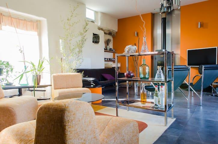Chambres de charme en bord de mer - Saint-Germain-sur-Ay - Bed & Breakfast